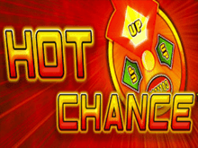 выигрывай настоящие деньги с автоматом Hot Chance