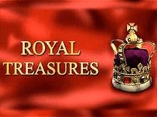 Королевские сокровища в казино Вулкан